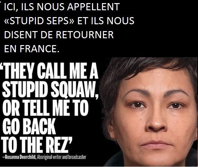 Stupid squaw - stupi seps - fr2